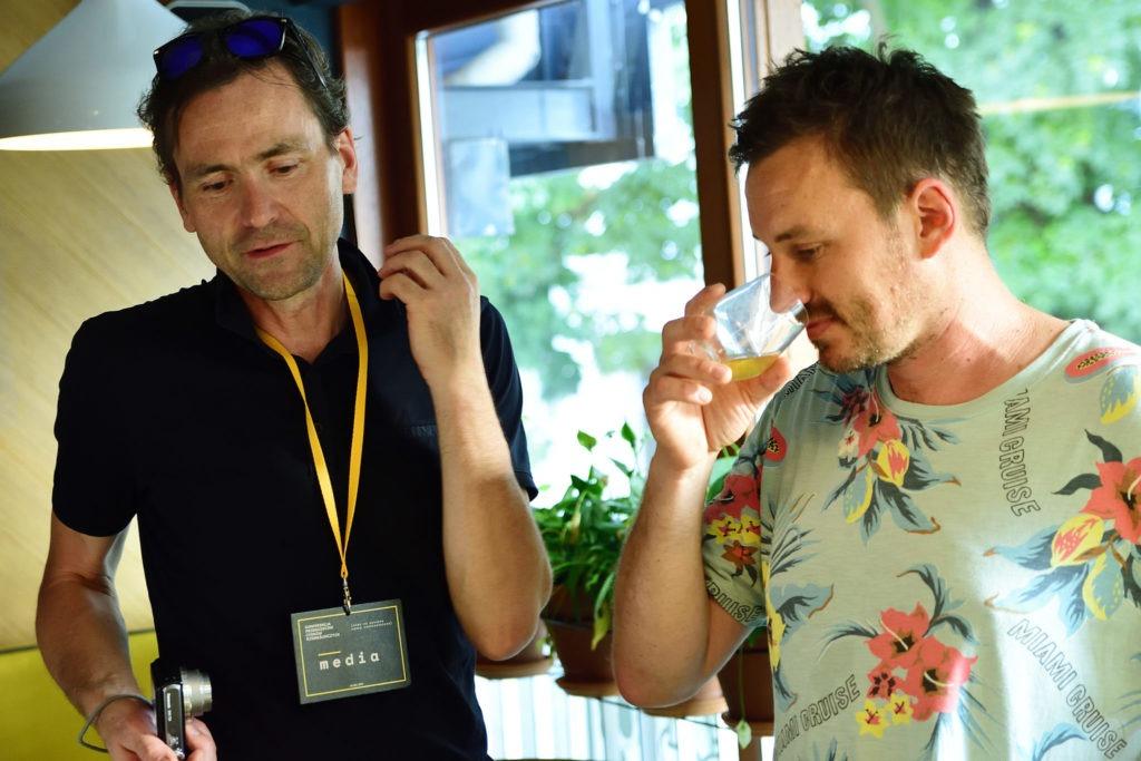 Konferencja Producentów Cydrów Rzemieślniczych, zdjęcie: Kacper Groń, Piwna Zwrotnica