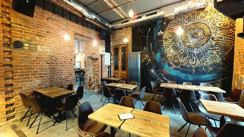 Drugie Dno multitap bar pub Warszawa centrum śródmieście, impreza firmowa, integracyjna, kolacja, spotkanie, wigilia